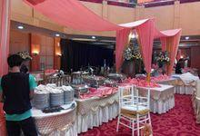Paket Catering Pernikahan Lengkap Mulai Rp 40.000.000 by Ayudha Wedding & Event Service
