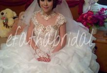 Deddy & Fonny Wedding by Efatha Bridal