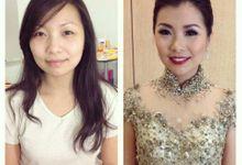 Yoseva & Ricky Pre Wedding Photoshoot by Marsia Yulia Signature. Natural and Korean Make Up Specialist.