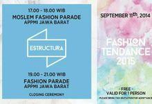 Estructura in Fashion Tendace 2015 by Monika Sujono Make Up Artist