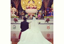 The Wedding of Darwin & Vindi by WedConcept Wedding Planner & Organizer