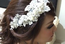 Weddings by Soiree Headpieces