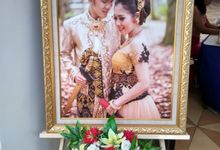 Agus & Lisa by With You Bali Wedding Planner