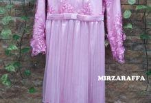 Bridemaids  Dress by Mirza Raffa