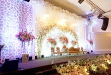 The Wedding Of Wietanto And Linda by Dream Decor