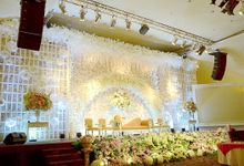 The Wedding Of Andreas And Jesslyn by Dream Decor