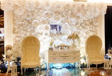 The Wedding Of Andi And Deborah by Dream Decor
