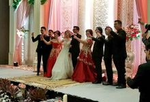 Evan & Cindy's Wedding Day by One Group Entertainment & Organizer