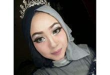 Make Up And Hair Do / Hijab Wisuda, Engagement by Ern wedding