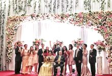 50th Wedding Anniversary Of Mr.Bambang & Mrs.Lidya by FIVE Seasons WO