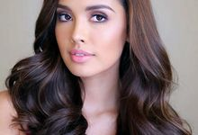 Beautiful Megan Young by Carissa Cielo Medved