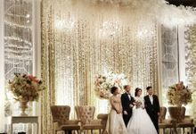 The Wedding Of Bobby And Yani by Dream Decor