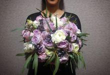 Hand Bouquet by Serangkai Official