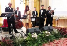 Wedding Of Jonathan & Innes by Erwin Wong Entertainment