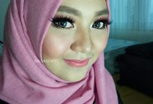 Make Up on Clients by INEZ MAKEUP ARTIST