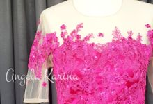 Custom Made Gown 3 by Angela Karina