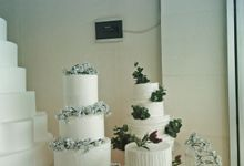 Sample Rustic Cake by Uci Bakery