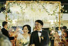 The wedding of Bayu and Ella by Di Bloemens Decor