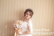 Wedding Of Aryanto And Yulia by Casa d'Fleur