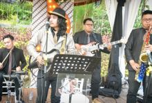 Jessica & Angga Wedding At Green Forest Resort by Josh & Friends Entertainment