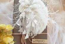 Handmade brides accecories by Happy craft