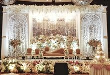 The Wedding Of Sanlimin And Shine Chen by Dream Decor