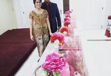 Sangjit Pascal & Audrey... by Calysta Sangjit Decoration