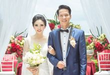 Jacksen & Victoria by AmouR Wedding Planner & Organizer