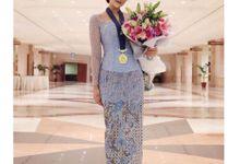 Kebaya for Chintantya's Graduation by Arthaputri Atelier
