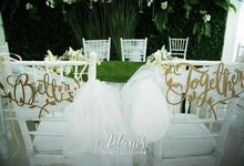 white greece theme by Adams Catering & Decoration