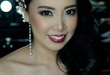 The Bride, Ms.Venessa by Beyond Makeup Indonesia