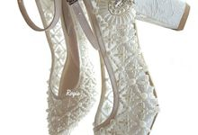 REGIS Bridalshoes Update by Regis Bridal Shoes
