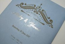 Januari - Februari by xime wedding card