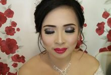 Wedding Makeup by Wied Make Up