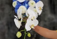 Handbouquet For Yenny by nanami florist