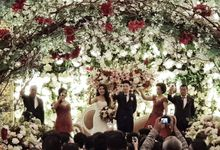 The Wedding Of Vincent And Rika by Dream Decor