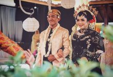 Dina & Wahyu Wedding Ceremony 11 November 2017 by Hours Entertainment