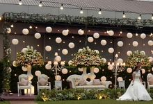 The Wedding of Alex and Icha by Di Bloemens Decor