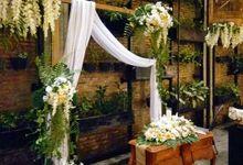 Wedding decor by Casa d'Fleur