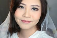 Maria Wedding Make Up by Vita Ester Makeup