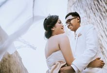 Prewedding Of - Mory & Bianca by hm photography bali