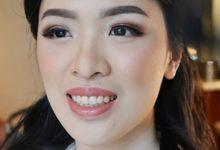 Make Up Sister of Bride  Stephanie by Vita Ester Makeup