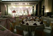 El Hotel Royale Jakarta - Wedding Party Mr  Daniel N Ms Intan by éL Hotel International
