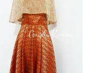 Customized Dress by Angela Karina