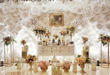 The Wedding Of Osbert And Ellen by Dream Decor