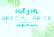 End Year Promo by antareksa photography