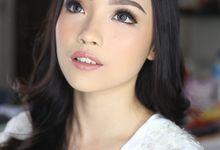 Angelica Wedding Make Up by Vita Ester Makeup