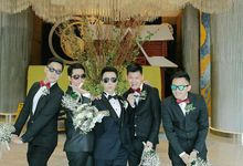 The Wedding of Ivan & Lina by Lucent Pictures