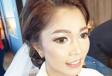 Bride Make-Up by Gesni Huang Professional Makeup Artist