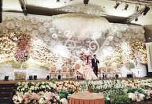 The Wedding Of Richard And Ratna by Dream Decor